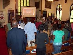 Faith Connection Worship service
