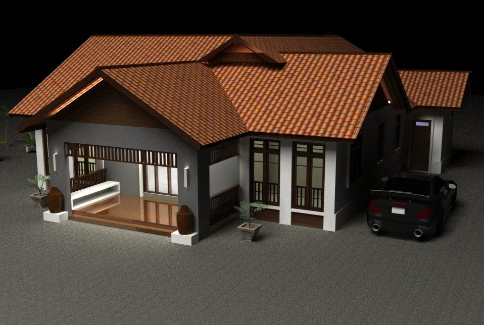 Pelukis pelan ask home design for Arkitek home plans