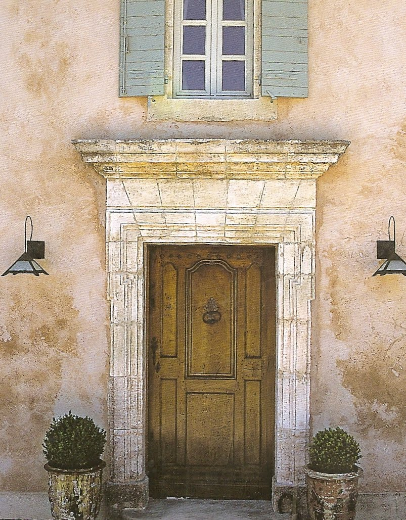 Décor de provence: french country details