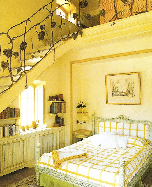 Очарование сельского уюта в интерьерах стиля Прованс. Фото.