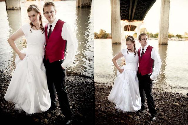 dcweddingblog57 Denise and Chad ~ Portland, OR LDS Temple Wedding Photography