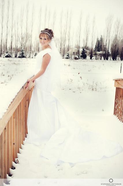 JennaBridals Blog24 Jenna ~ Winter Bridals ~ Idaho Wedding Photoraphy