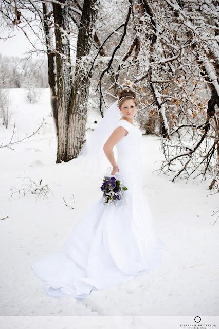 JennaBridals Blog32 Jenna ~ Winter Bridals ~ Idaho Wedding Photoraphy