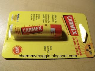 Carmex ajakápoló – teszt