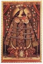 Virgen de Pomata
