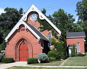 Church of the Advent, Ridgetown, Ontario