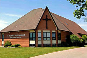St Michael and All Angels, London, Ontario
