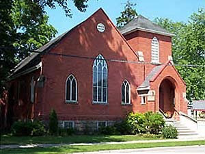 Trinity Anglican Church, Mitchell, Ontario