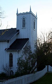 Memorial Church, Port Ryerse, Ontario