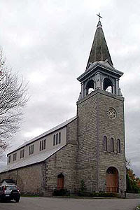 St. Anne's Church, Richmond, Quebec