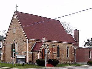 St Paul's Anglican, Princeton, Ontario