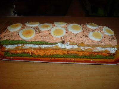 Raznobojna slana torta Mimi+mare+359