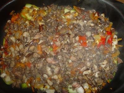 Musaka od mesanog povrća DSC00958