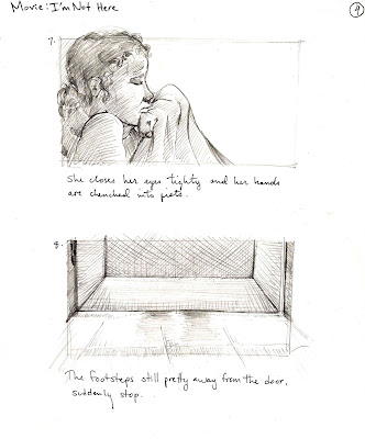 I'm Not Here storyboards, pg4