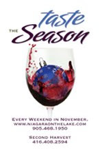 Click for Taste of the Season Details