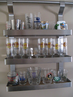 IKEA GRUNDTAL Rail and Spice Rack