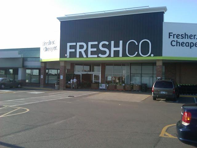 New FreshCo Store
