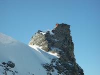 Valsoreyhuuml;tte, 3030m – Chanrionhütte, 2462 m