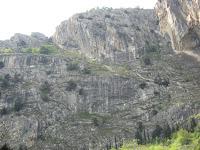 Klettersteig Colodri - Arco / Gardasee