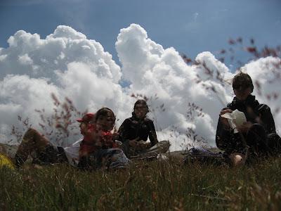 Bergwanderung: Campill - Puezscharte - Puezhuette
