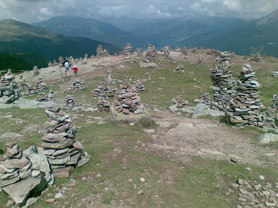 Bergwanderung: Stoanerne Mandelen