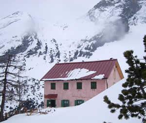 Berglhütte ab Ostern geöffnet
