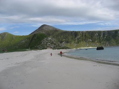 Karibische Strände: Westküste der Lofoten