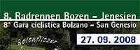 Radrennen Bozen - Jenesien 2008