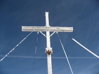 Gipfelkreuz Schwarze Wand