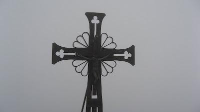 Gipfelkreuz am Sarntaler Weisshorn