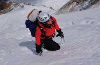 Gerlinde Kaltenbrunner mit dem Vortrag Unterwegs über 8000 in Südtirol