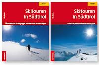Neuer Skitourenfuehrer Skitouren in Suedtirol