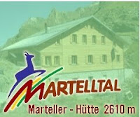 Marteller Hütte öffnet am 22.02.2009