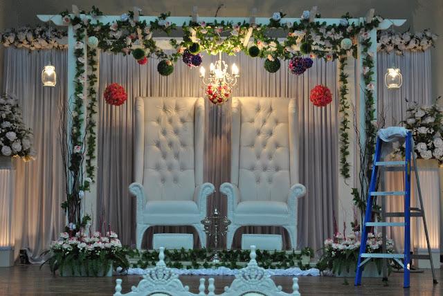pelamin pergola wedding muzlina-mahathir 27-3-2010 cheras