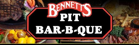 Bennetts Bar-B-Que Restaurant in Pigeon Forge and Gatlinburg, Tennessee