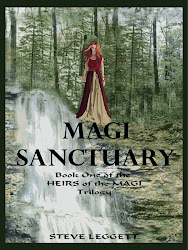 Magi Sanctuary - Book One of the Heirs of the Magi Trilogy