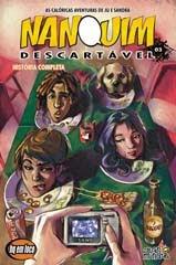 Nanquim Descartável #3
