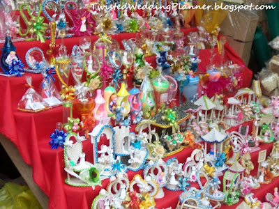 Wedding Giveaways Ideas Divisoria : ... Wedding Planner: Weddings at Divisoria: D-I-Y Wedding Giveaways