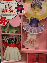 Nina Ballerina Magnetic Doll