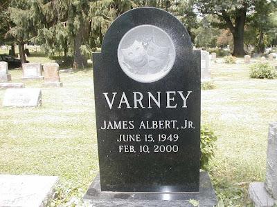 In loving memory Varney