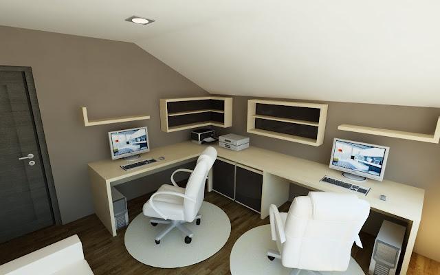 design birou acasa
