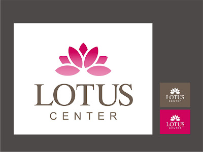 Logo Lotus Center