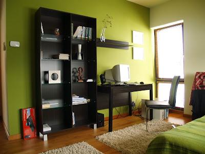 Design interior dormitor tanar
