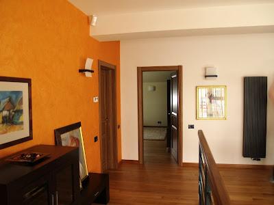 design hol portocaliu