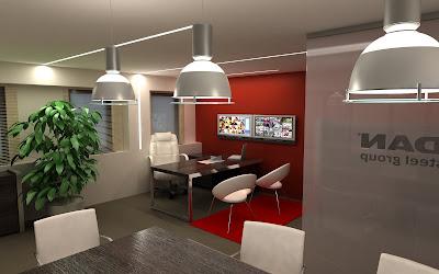 Design interior birouri