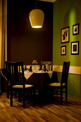 proiect design restaurant