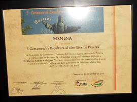 Premio Certamen Escultura