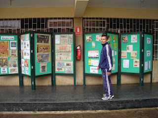 Educacin fsica salud y deporte share the knownledge for Concepto de periodico mural