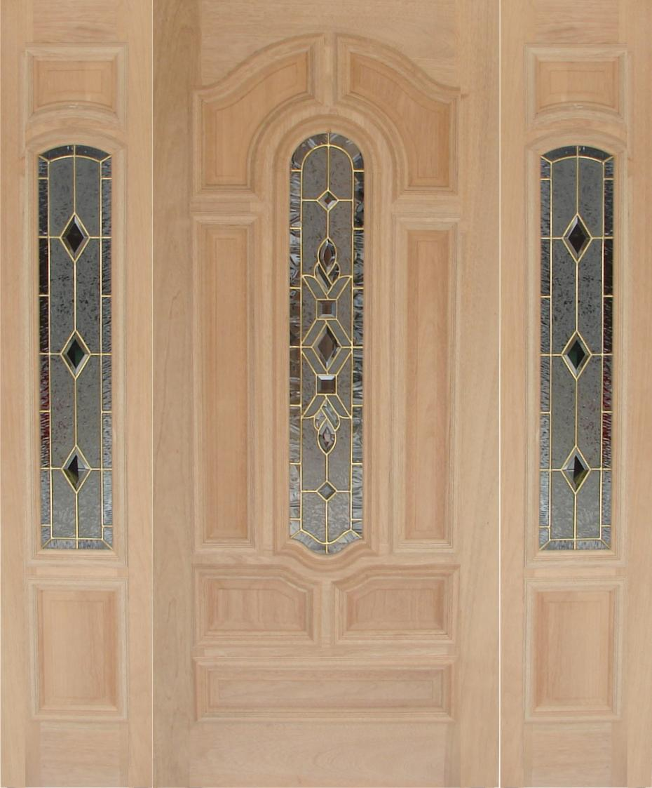 Puertas de madera en monterrey for Precios en puertas de madera