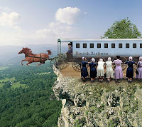 Flying Leap Amish Airlines - The Rock Church